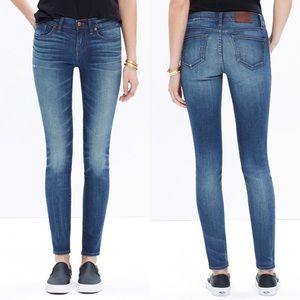 Madewell Skinny Skinny Jeans Edmonton Long